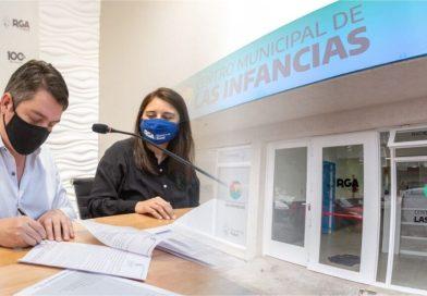"""La Asociación Panaacea potenciará el trabajo en tea del """"Centro Municipal de las Infancias"""""""