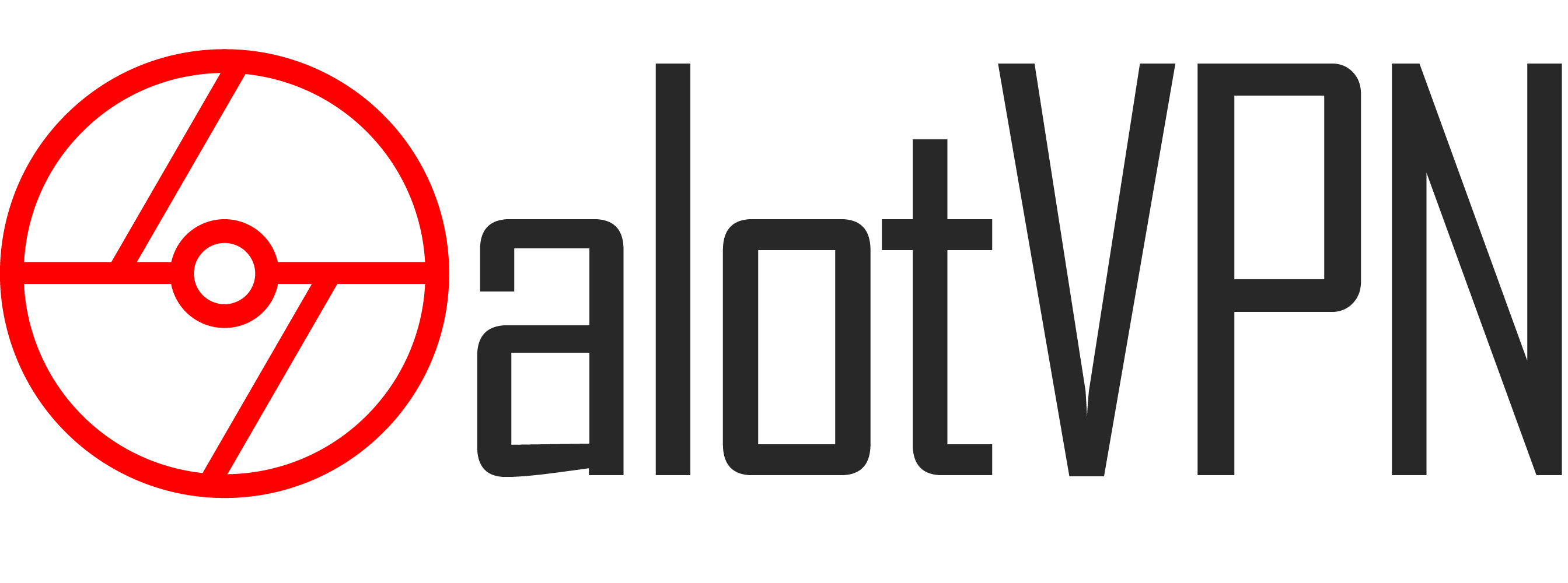 alotVPN Logo-Full Color