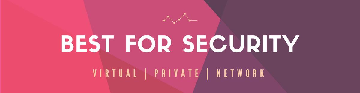 Best VPN for Security