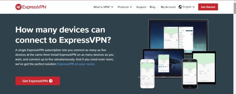 ExpressVPN for Firestick