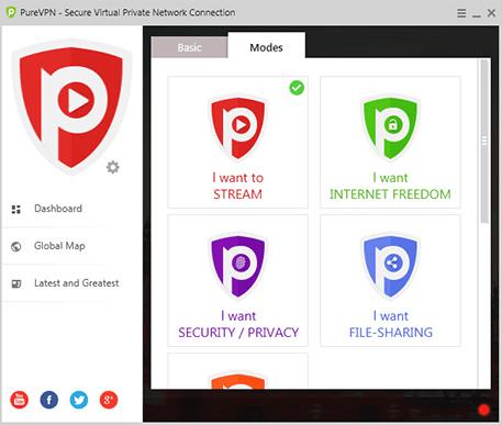 app of purevpn1 from vpnif.com
