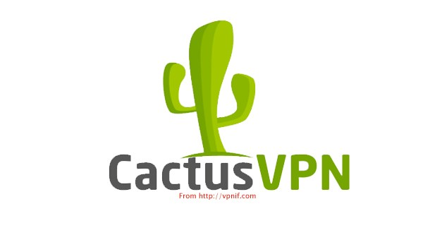 Cactus vpn logo from vpnif