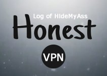 Honest act about HideMyAss logs