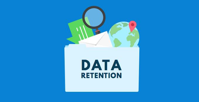 The impact of data retention on vpn