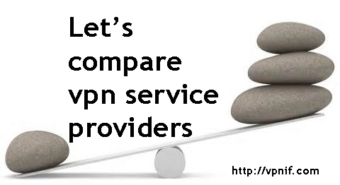compare vpn service providers