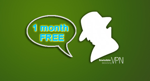 free ibvpn for one month