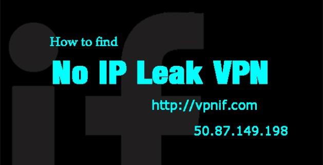 IPLeak Test Archives - vpnif