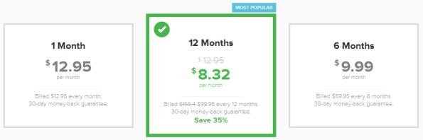 price of expressvpn