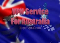 vpn service for Australia