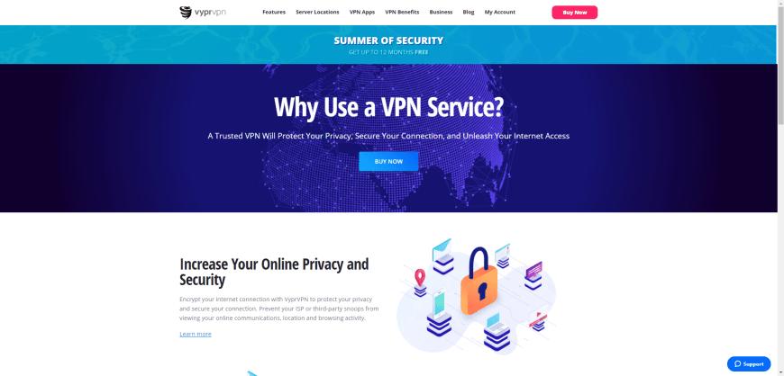 Protect Your Privacy Online Benefits of a VPN VyprVPN