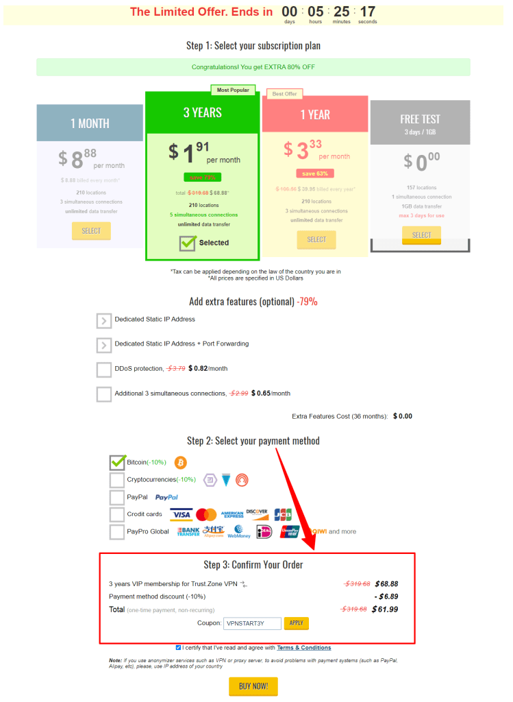 How Can I Apply Trust.Zone Coupon Code?