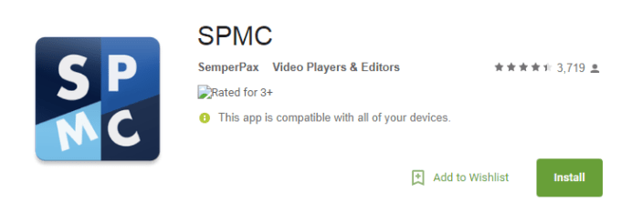 spmc for pc windows