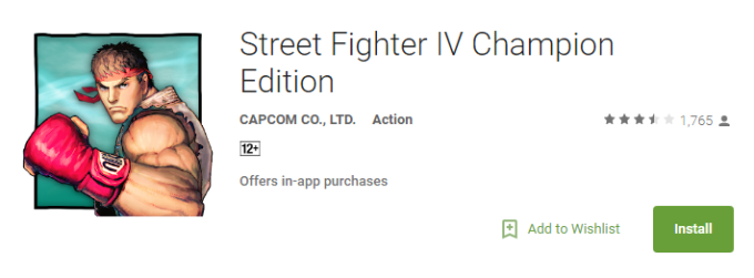 street figher iv champion edition