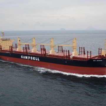 Campbell Shipping to migrate to Fleet Xpress