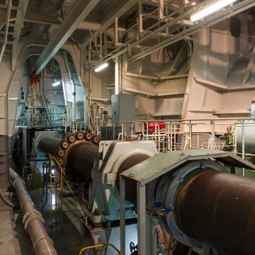 DNV GL updates class notations to improve stern tube bearing performance