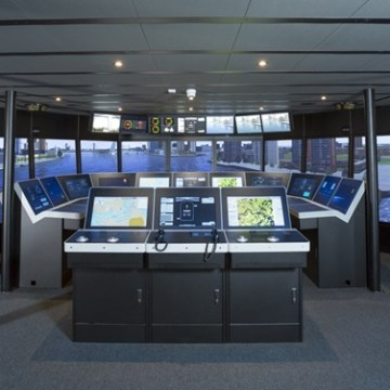 Simwave and Kongsberg maritime simulation centre opens in Rotterdam