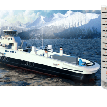 Fjord1 ferries to be powered by Corvus energy storage systems