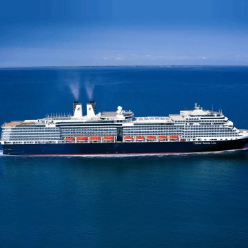 Holland America upgrades vessels with shore power connectors