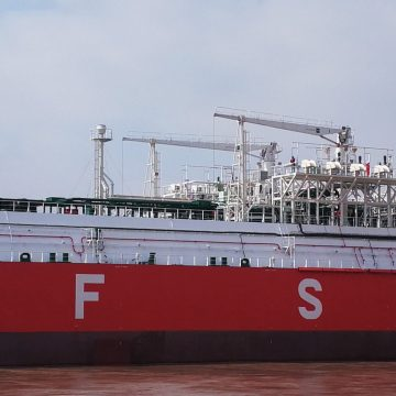 PaxOcean delivers largest Chinese-built FSRU