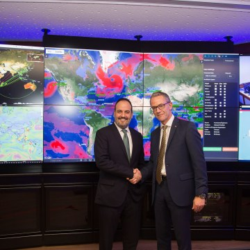 Colombia Shipmanagement opens performance optimisation control room in Cyprus