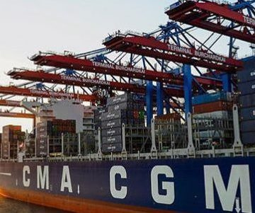 CMA CGM removes emergency bunker surcharge