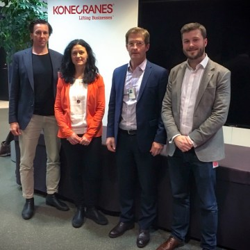CargoMate and Konecranes partner to optimise port calls