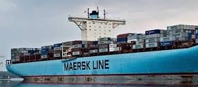 Maersk aims for carbon neutrality by 2050