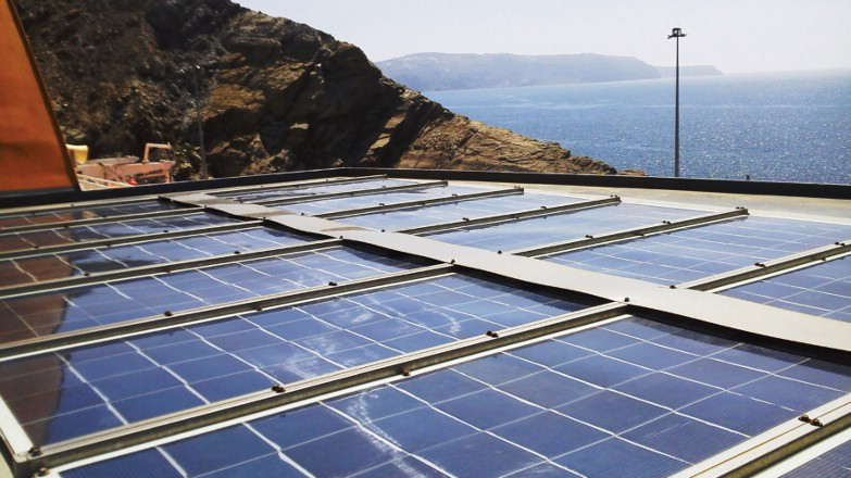 Results of marine solar power study made public