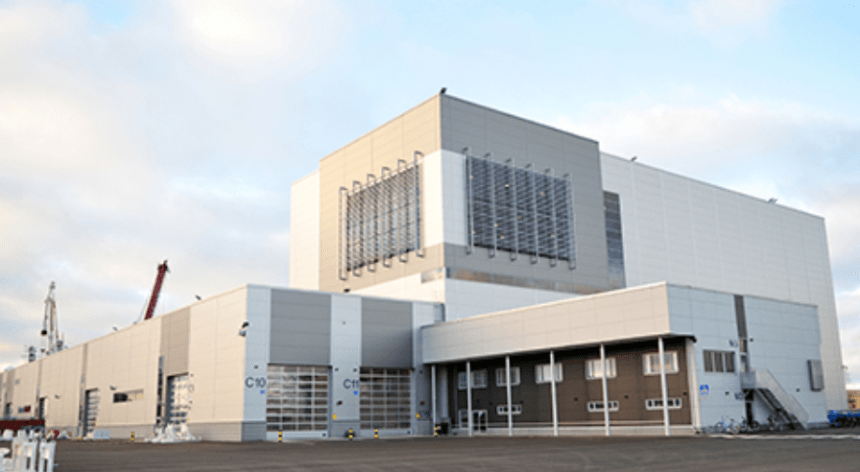 Rolls-Royce completes EUR 57m upgrade of thruster facility