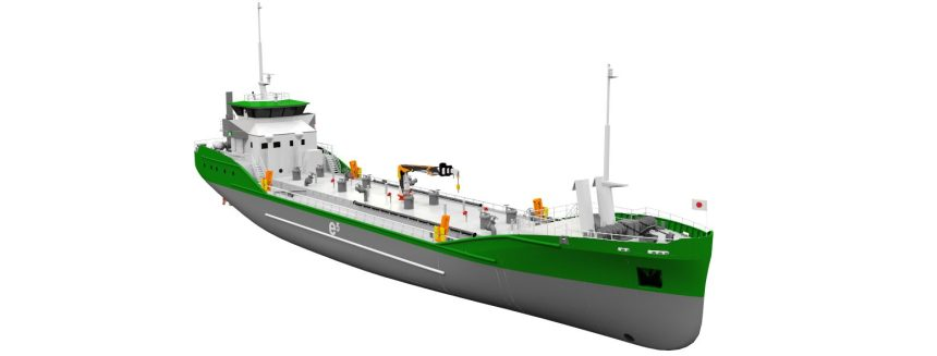 Concept design and engineering completed for first pure electric tanker