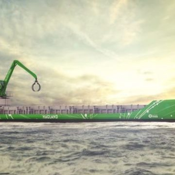 Hagland and Wärtsilä partner on short-sea shipping hybrid retrofit