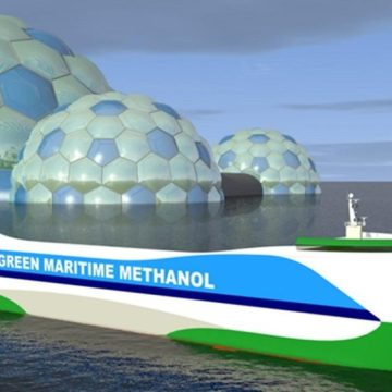 Dutch maritime companies join methanol project