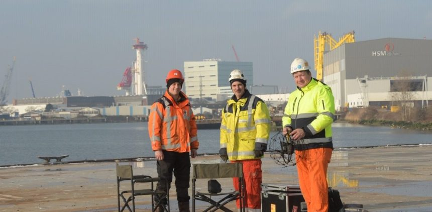 RIMS receives DNV GL certification for drone inspection technology