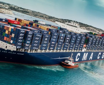 CMA CGM orders LNG-powered and scrubber-ready ships