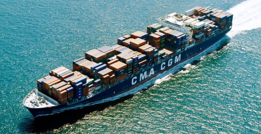 CMA CGM bunkers biofuel for new project