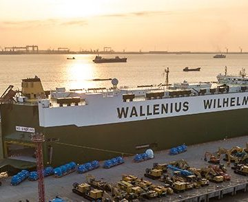 Wallenius Wilhelmsen supports scrubbers and joins CSA 2020