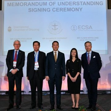 ICS and shipowner trade associations agree to enhance cooperation
