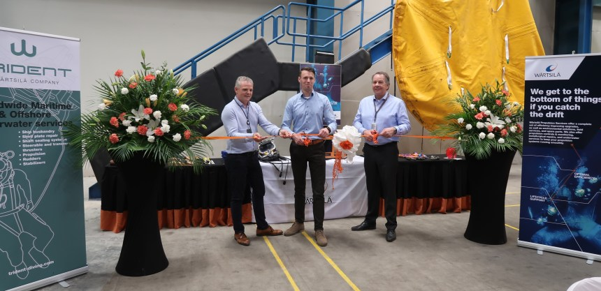 Wärtsilä subsidiary expands underwater services with new facility in UAE