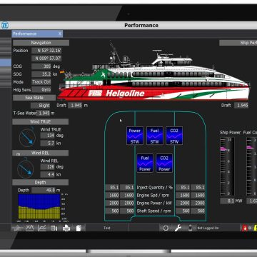 Rolls-Royce and ZF develop electronic monitoring system for ships