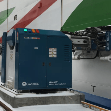 Cavotec to deliver automated mooring system to Turku