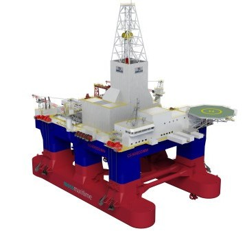 Kongsberg wins order for power and propulsion solutions