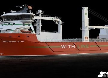 Norwegian shipowner secures power and propulsion contract with KONGSBERG