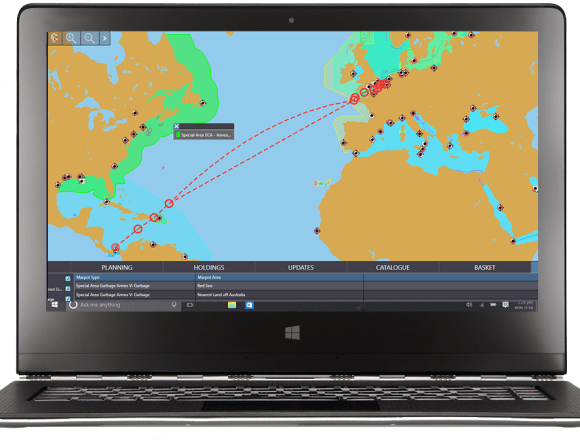 GNS adds MARPOL compliance tools to voyage planning software