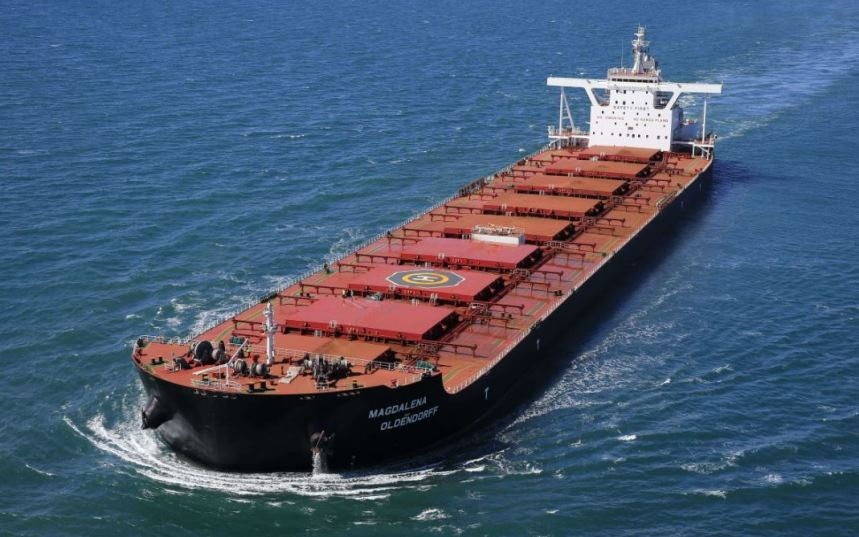 Oldendorff Carriers switches to electronic oil record books