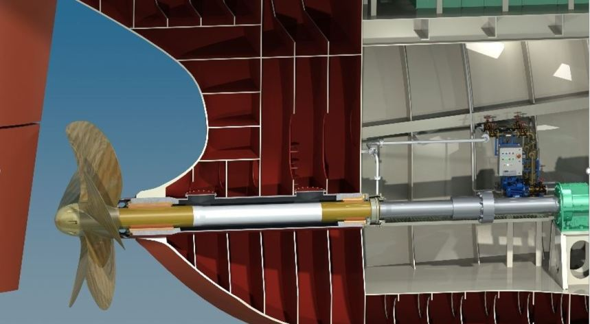 Operational issues due to stern tube EALs brought to light in new DNV GL study
