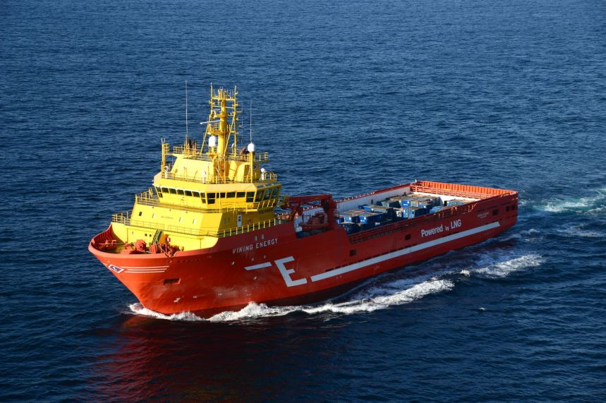 Major project to convert offshore vessel to run on ammonia-powered fuel cell