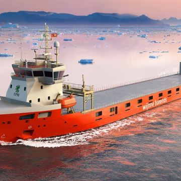 Dutch short-sea shipper opts for LNG-fuelled newbuilds