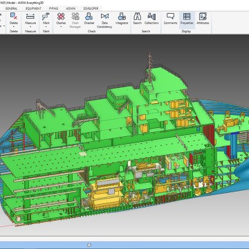 AVEVA upgrades ship design software