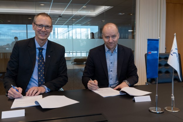 Aker BP and Framo sign smart contract for offshore maintenance