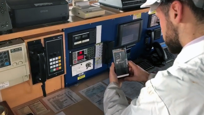 COVID-19: d'Amico leverages remote technologies for vessel inspections